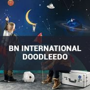Обои BN International Doodleedo фото