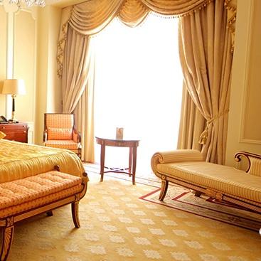 Шторы для спальни фотография слайд