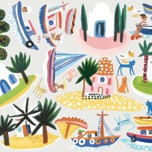 Наклейка Villa Nova Picturebook W592-01 фото
