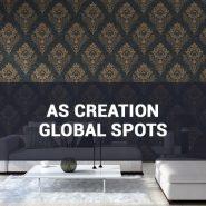 Обои AS Creation Global Spots фото