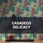 Обои Casadeco Delicacy каталог