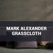 Обои Mark Alexander Grasscloth фото
