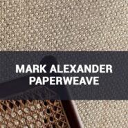 Обои Mark Alexander Paperweave фото