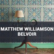 Обои Matthew Williamson Belvoir фото