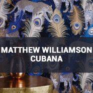 Обои Matthew Williamson Cubana фото