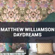 Обои Matthew Williamson Daydreams каталог