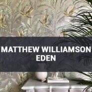 Обои Matthew Williamson Eden каталог