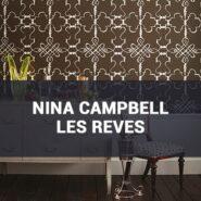 Обои Nina Campbell Les Reves фото