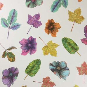 Обои Osborne & Little Enchanted Gardens W7020-04 фото