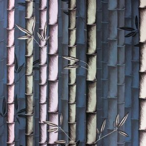 Обои Osborne & Little Enchanted Gardens W7025-06 фото
