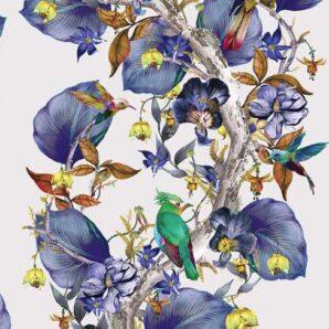 Обои Osborne & Little Enchanted Gardens W7026-02 фото