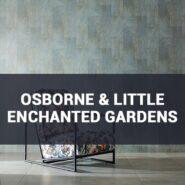 Обои Osborne & Little Enchanted Gardens каталог