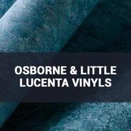 Обои Osborne & Little Lucenta Vinyls фото