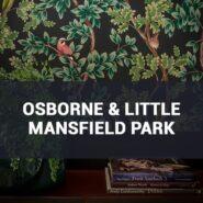 Обои Osborne & Little Mansfield Park фото