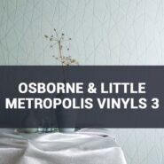 Обои Osborne & Little Metropolis Vinyls 3 фото