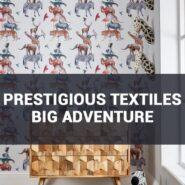 Обои Prestigious Textiles Big Adventure фото