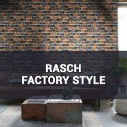 Обои Rasch Factory Style каталог