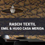 Обои Rasch Textil Emil & Hugo Casa Merida фото