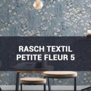 Обои Rasch Textil Petite Fleur 5 фото